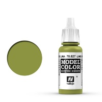Vallejo Model Colour Lime Green 17 ml Acrylic Paint
