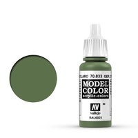 Vallejo 70833 Model Colour #080 Ger Cam Light Green 17 ml Acrylic Paint