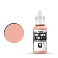 Vallejo 70835 Model Colour #037 Salmon Rose 17 ml Acrylic Paint