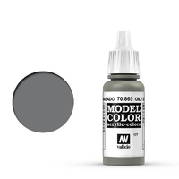 Vallejo 70865 Model Colour #177 Metallic Oily Steel 17 ml Acrylic Paint