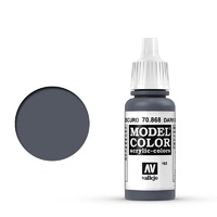 Vallejo Model Colour Dark Seagreen 17 ml Acrylic Paint