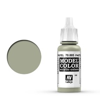 Vallejo 70885 Model Colour #109 Pastel Green 17 ml Acrylic Paint