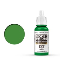 Vallejo Model Colour Intermediate Green 17 ml Acrylic Paint