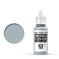 Vallejo 70907 Model Colour #153 Pale Greyblue 17 ml Acrylic Paint