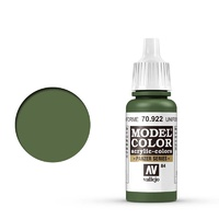 Vallejo Model Colour Uniform Green 17 ml Acrylic Paint