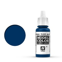 Vallejo Model Colour Blue 17 ml Acrylic Paint