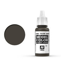 Vallejo 70939 Model Colour #181 Transparent Smoke 17 ml Acrylic Paint