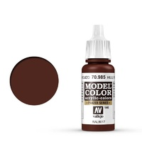Vallejo 70985 Model Colour #146 Hull Red 17 ml Acrylic Paint