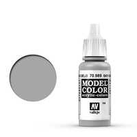 Vallejo 70989 Model Colour #154 Sky Grey 17 ml Acrylic Paint