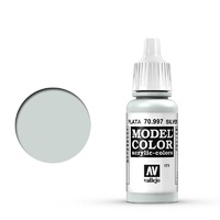 Vallejo 70997 Model Colour #171 Metallic Silver 17 ml Acrylic Paint