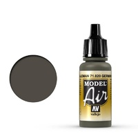 Vallejo Model Air German Green 17 ml Acrylic Airbrush Paint