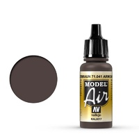 Vallejo Model Air Armour Brown 17 ml Acrylic Airbrush Paint