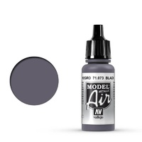Vallejo Model Air Black 17 ml Acrylic Airbrush Paint