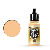 Vallejo 71076 Model Air Skin Tone 17 ml Acrylic Airbrush Paint