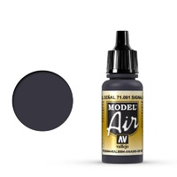 Vallejo Model Air Signal Blue 17 ml Acrylic Airbrush Paint