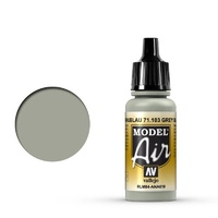 Vallejo Model Air Gray Blue RLM84 17 ml Acrylic Airbrush Paint