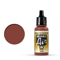 Vallejo 71105 Model Air Brown RLM26 17 ml Acrylic Airbrush Paint
