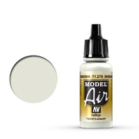 Vallejo Model Air Insignia White 17 ml Acrylic Airbrush Paint