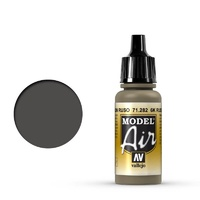 Vallejo Model Air 6K Russian Brown 17 ml Acrylic Airbrush Paint