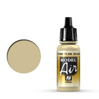 Vallejo 71288 Model Air UK Bsc 64 Portland Stone 17 ml Acrylic Airbrush Paint