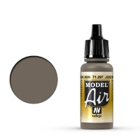Vallejo Model Air JGSD Brown 3606 17 ml Acrylic Airbrush Paint