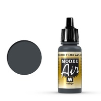 Vallejo Model Air AMT-12 Dark Grey 17 ml Acrylic Airbrush Paint