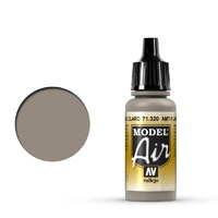 Vallejo Model Air AMT-1 Light Greyish Brown 17 ml Acrylic Airbrush Paint