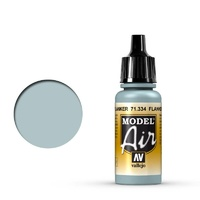 Vallejo Model Air Flanker Light Blue 17ml Acrylic Airbrush Paint