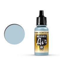 Vallejo 71344 Model Air Rus. AF Grey Protec. Coat 17ml Acrylic Airbrush Paint
