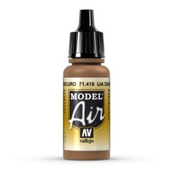 Vallejo 71416 Model Air IJA Dark Beige 17ml Acrylic Paint