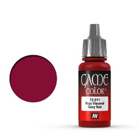 Vallejo 72011 Game Colour Gory Red 17 ml Acrylic Paint