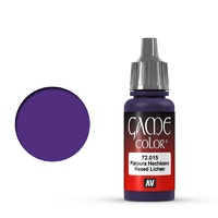 Vallejo Game Colour Hexed Lichen 17 ml Acrylic Paint