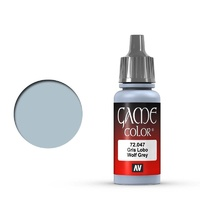 Vallejo Game Colour Wolf Grey 17 ml Acrylic Paint