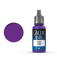 Vallejo Game Colour Ink Violet 17 ml Acrylic Paint