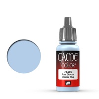 Vallejo 72095 Game Colour Ice Blue 17 ml Acrylic Paint