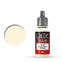 Vallejo Game Colour Off White 17 ml Acrylic Paint