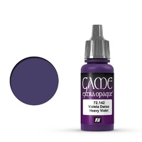Vallejo Game Colour Extra Opaque Heavy Violet 17 ml Acrylic Paint