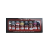 Vallejo Game Colour Non death Chaos (by Angel Giraldez) 8 Colour Set Acrylic Paint
