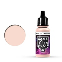 Vallejo Game Air Pale Flesh 17 ml Acrylic Airbrush Paint