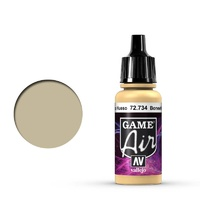 Vallejo Game Air Bonewhite 17 ml Acrylic Airbrush Paint