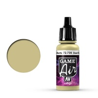 Vallejo Game Air Dead Flesh 17 ml Acrylic Airbrush Paint