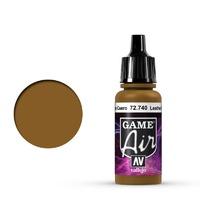 Vallejo Game Air Cobra Leather 17 ml Acrylic Airbrush Paint