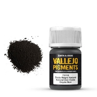 Vallejo Pigments Natural Iron Oxide 30 ml