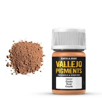 Vallejo Pigments Rust 30 ml