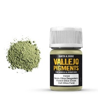 Vallejo Pigments Fades Olive Green 30 ml
