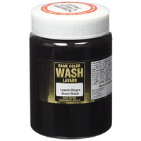Vallejo Black Wash 200 ml