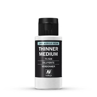 Vallejo 73524 Model Color Thinner 60 ml