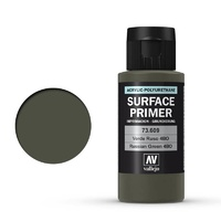 Vallejo Surface Primer Russian Green 4BO 60 ml