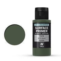 Vallejo Surface Primer 60mL NATO Green 73612