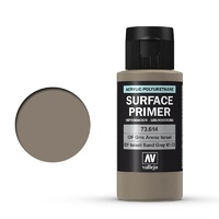 Vallejo Surface Primer 60mL IDF Israeli Sand Grey (61-73) 73614
